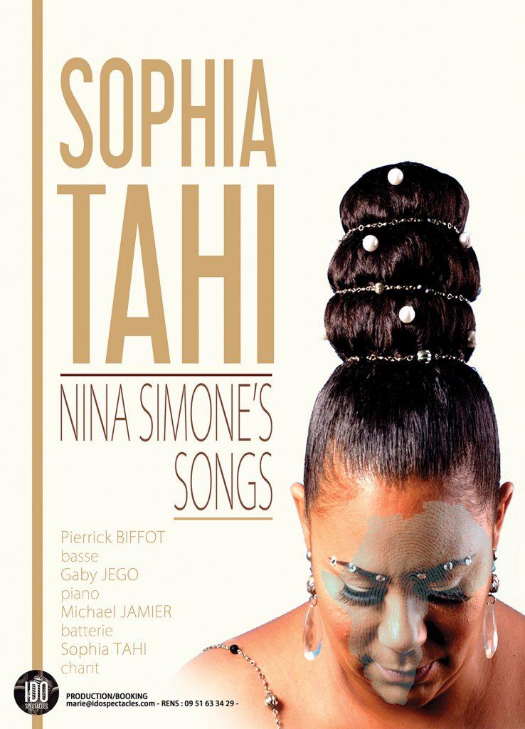 NINA SIMONE'S SONGS SOPHIA TAHI