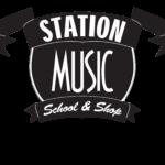 LOGO STATION MUSIC NOIR 2021
